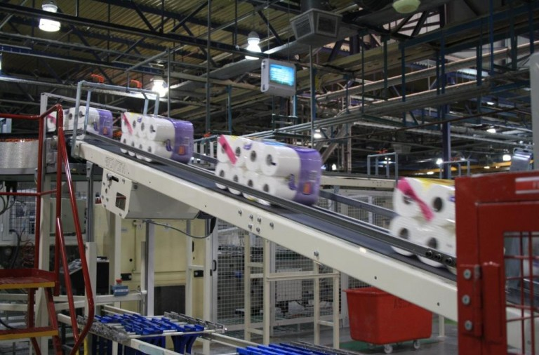 Not the usual suspect for a government backed manufacturing success story SCA is nonetheless central to the Hexham economy