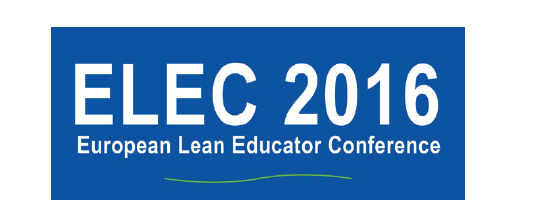 European Lean Educator Conference 2016 Event Logo