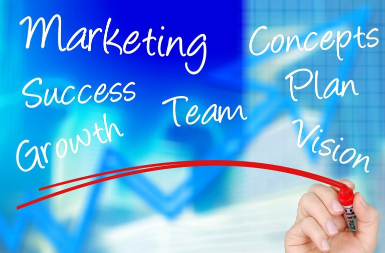 Implementing efficient marketing processes in your business is critical - image courtesy of Pixabay
